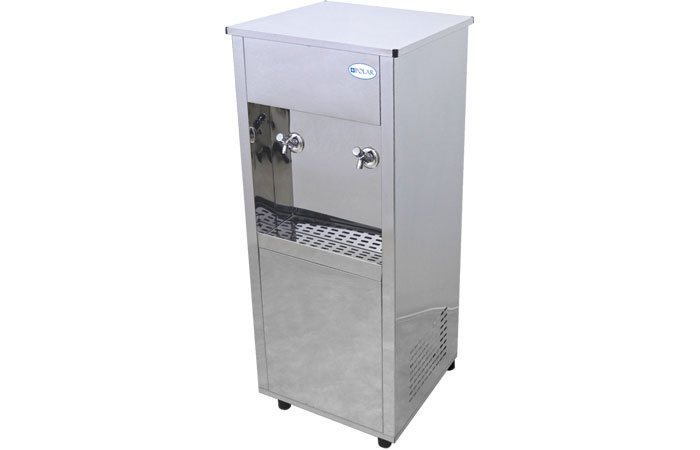 POLAR SS WATER COOLER ATM-25 GLN, TWO TAPS