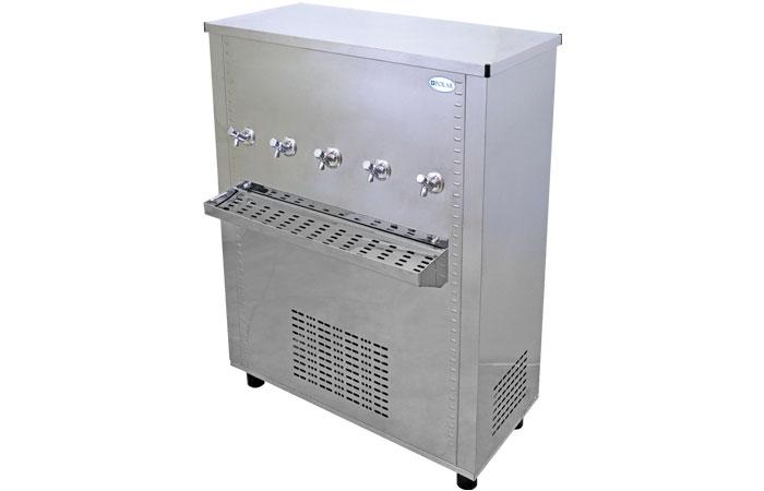 POLAR SS WATER COOLER 100 GLN, FOUR/FIVE TAPS