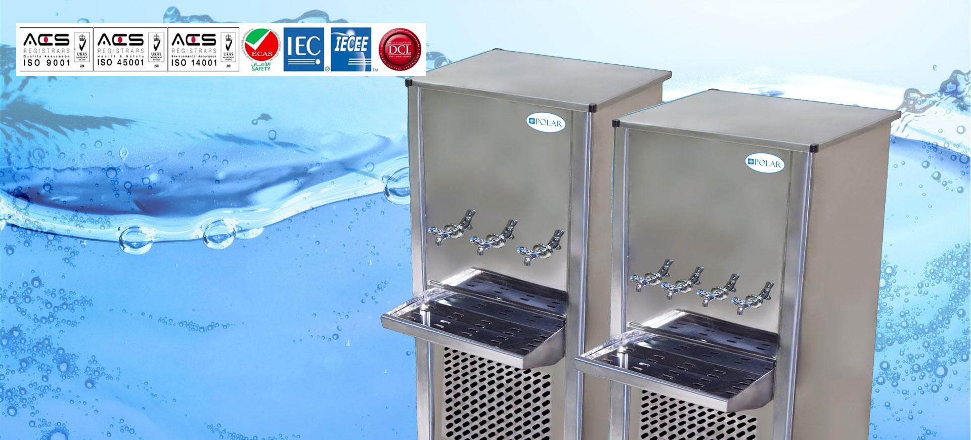 RO & UV Purifier Water Cooler